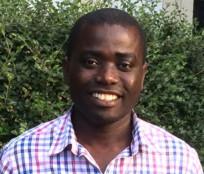 Revd Kingsley Yeboah