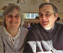 Revd David & Jan Stainer